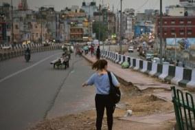 Janine e Delhi