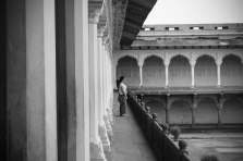 Colunas de Agra Fort
